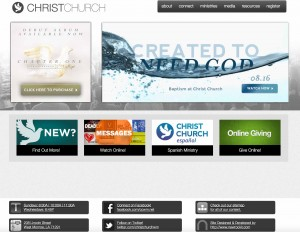 CCWM Home Page