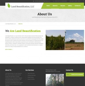 Land-Beautification - About