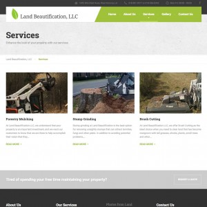 Land-Beautification - Services